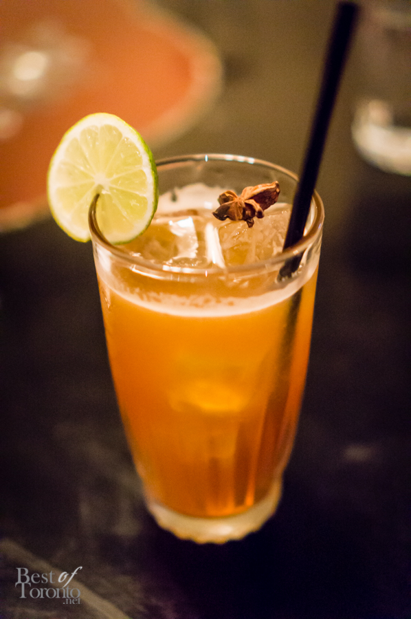 Five spice Dark and Stormy