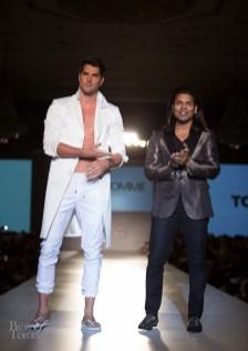 Nick Bateman (model), Hassan Dhalla (HD Homme)