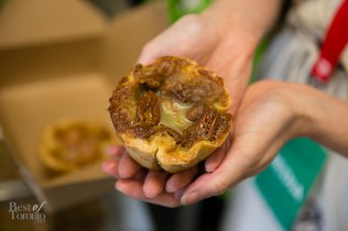 A must-try in Stratford: Gourmet tarts at Madelyn's Diner