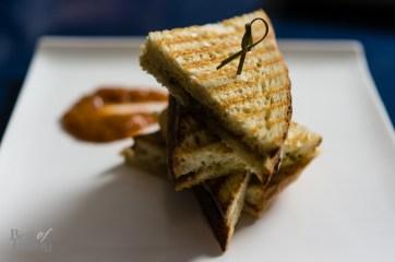 Idiazabal Cheese Bocadillo | Photo: John Tan