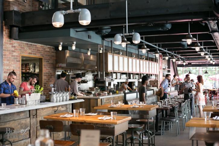 Downtown Restaurants Yonge Street