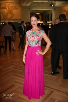 Kassandra Santos wearing 3rd Floor Studio