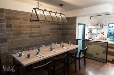 2nd floor Chef's Table | Photo: Nick Lee