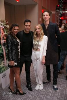 Natasha Koifman, George Stroumboulopoulos, Liz Trinnear