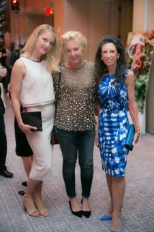 Jamie and Rundi Phelan, Michelle Levy