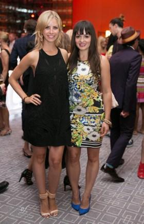 Alyssa Lioutas, Jennifer Love