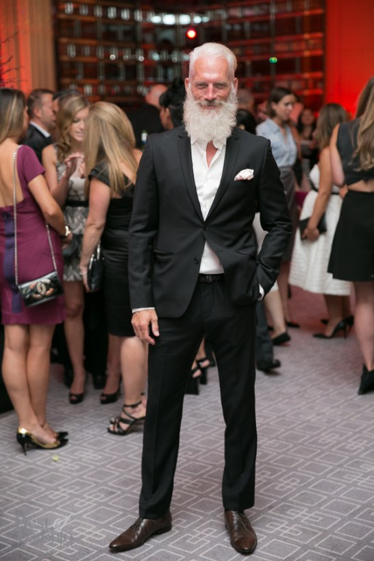 Paul Mason, named one of Toronto Life's Best Dressed this year