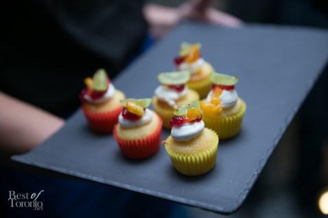 Sangria Cupcakes | Photo: Nick Lee