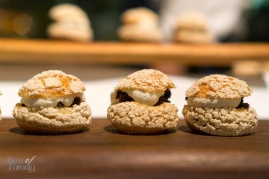 Valrhona cream puff, Scaramouche | Photo: John Tan