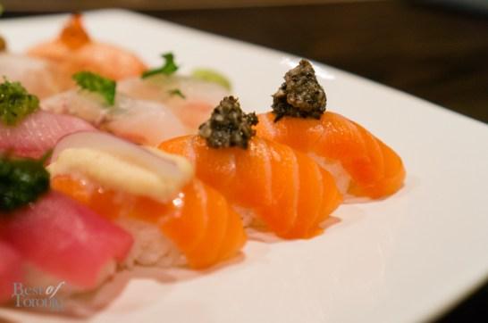 Sushi set | Photo: John Tan