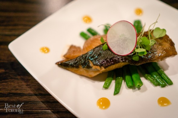 Pan fried black cod | Photo: John Tan