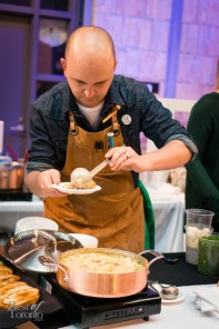 Chef Eric Wood of Maple Leaf Tavern