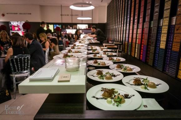 Nespress | Dessert from Hotel Le Germain