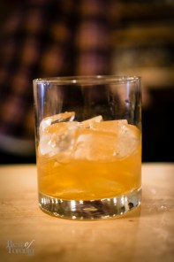Old Fashioned with Knob Creek Bourbon | Photo: John Tan
