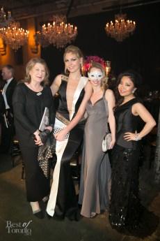 Caroline, Elena Semikina, Deborah Lau-Yu
