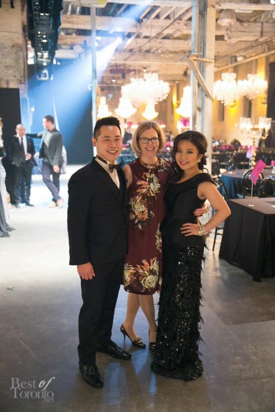 Raymond Yu, Deborah Lau-Yu