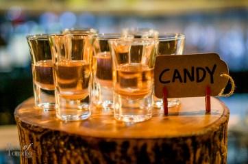 Candy (jolly rancher) vodka | Photo: John Tan