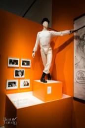 A Clockwork Orange, Stanley Kubrick Exhibition   Photo: John Tan