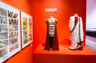 Spartacus, Stanley Kubrick Exhibition | Photo: John Tan