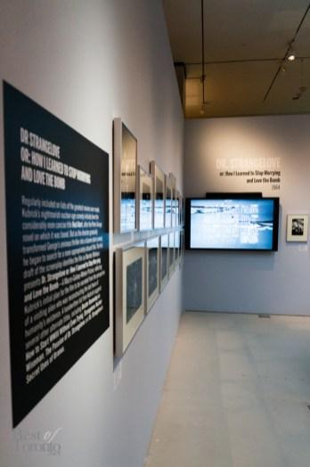 Dr. Strangelove, Stanley Kubrick Exhibition   Photo: John Tan