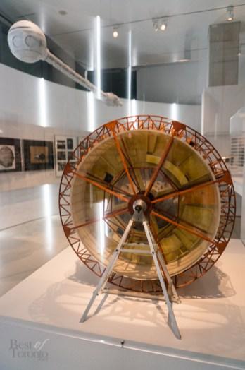 2001: A Space Odyssey, Stanley Kubrick Exhibition   Photo: John Tan