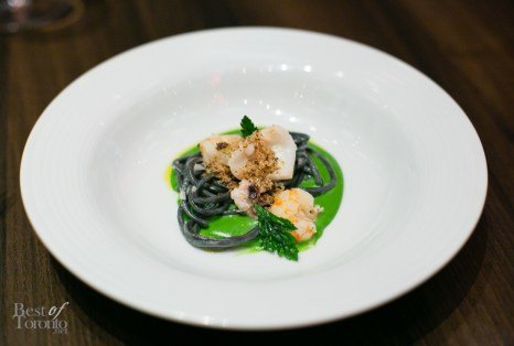 Squid Ink Chitarra | Photo: Nick Lee