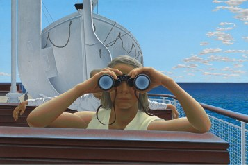 Alex Colville: To Prince Edward Island (1965)