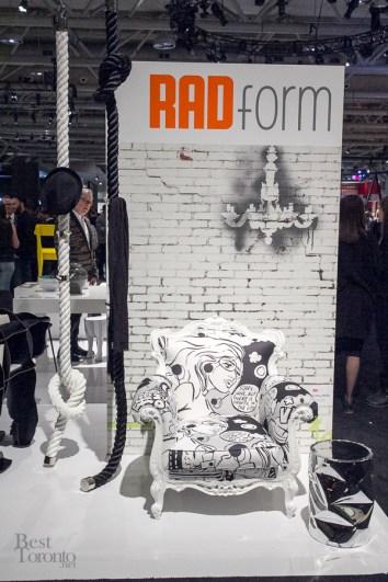 RAD Form