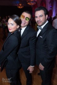 Chloe Wilde, Jie, Martin Rubio