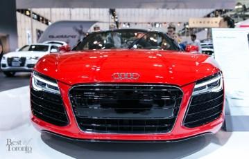 Audi RS8 Spyder
