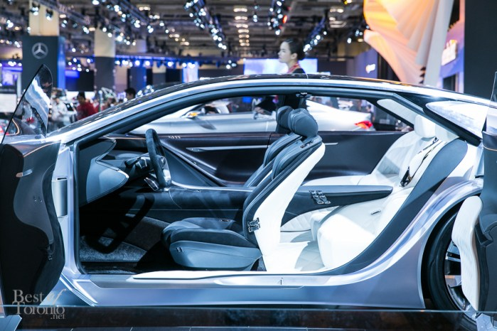Inside the Infiniti Q80 Inspiration Concept