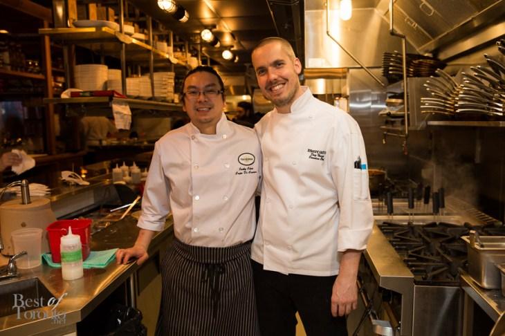 Capo di Cucina, Jacky Chau, Executive Chef, Doug Neigel