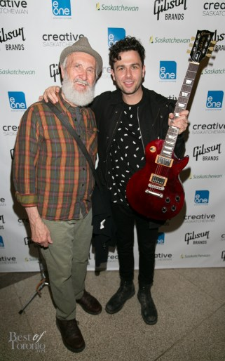 Fred Penner, Max Kerman (The Arkells)