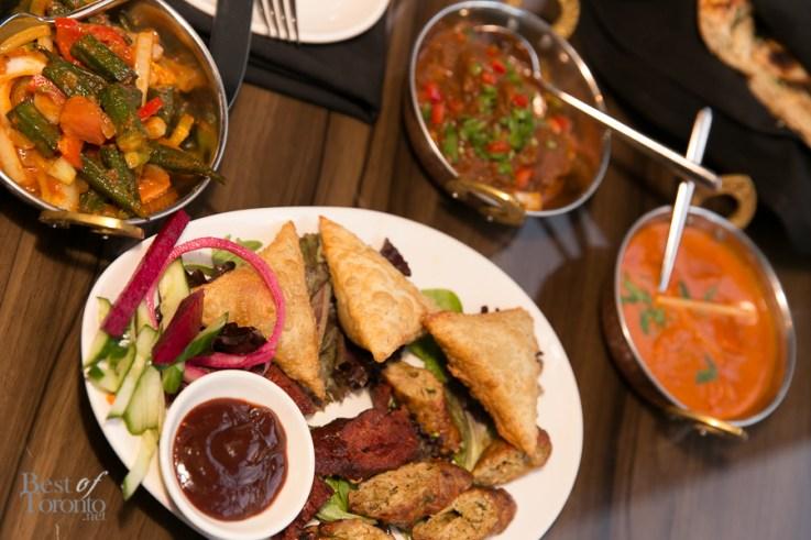 A spread at Bindia