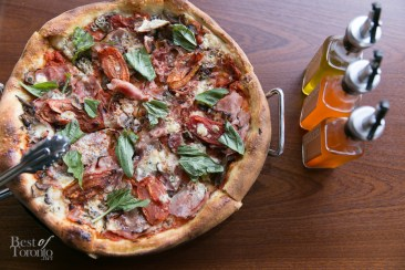Pizza | Photo: Nick Lee