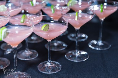 Cointreau Blush, feature cocktail of the evening