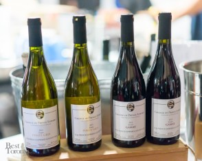 Selection of wines | Grange of Prince Edward Vineyard and Estate Winery