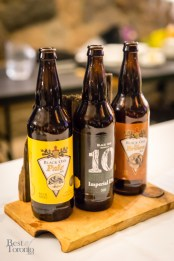 Selection of beer | Black Oak Brewing Company