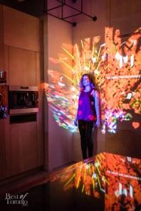 Digital light painting station
