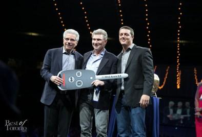 Raffle winner of the 2016 Acura ILX