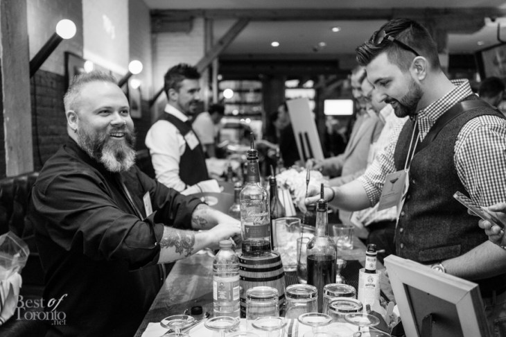 Matt Jones, Whisky Ambassador for Beam Suntory Canada