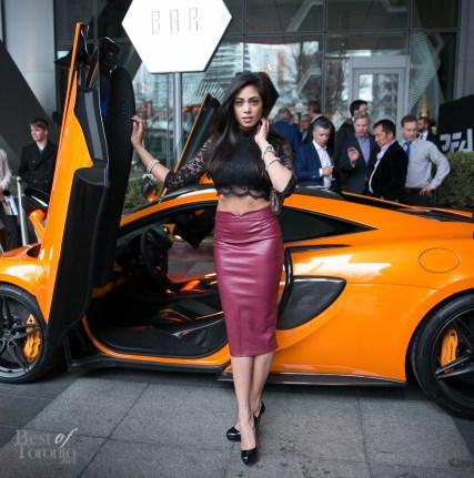 McLaren 570S Launch