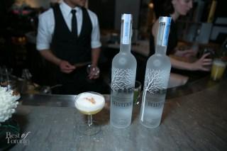 Feature McLaren cocktails with Belvedere vodka