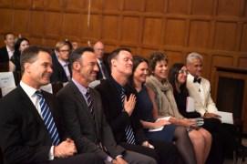 Bonham Centre Awards Gala 2015 guests in attendance included Olympians Mark Tewksbury, Marnie McBean, Greg Louganis
