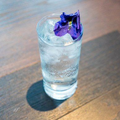 The Flower Child cocktail