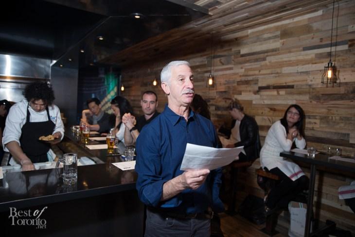Jim Poris, Food Arts