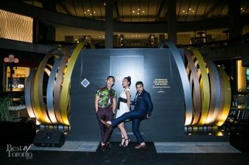 Lance Chung, Amanda Lew Kee, Sharad Mohan
