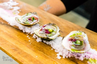 Lucky Lime Oysters