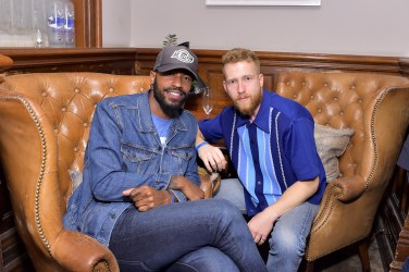 Al Cleveland;JP Saxe (Photo by Stefanie Keenan/Getty Images for Grey Goose)