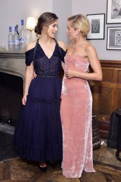 Keira Knightley;Denise Gough (Photo by Stefanie Keenan/Getty Images for Grey Goose)